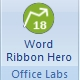 Ribbon Hero, take 2